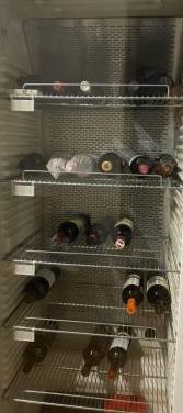 Nevera de vinos