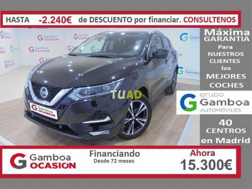 Nissan qashqai 1.6 dci n