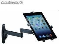 """Precios de soportes de Tablets y Ipads de 7"""" y 10"""" pared o"""