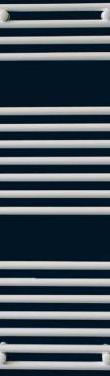 Radiador toallero blanco 770*550