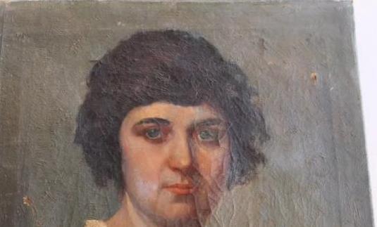 Retrato antiguo