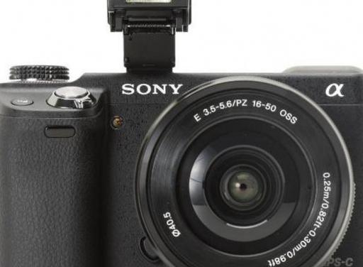 Sony nex 6 + sony 16-50 mm oss