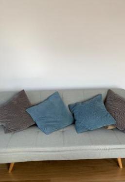 Sofá cama diseño nordico