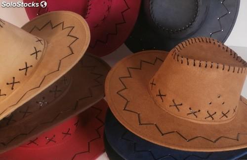 Sombrero de tela Vaquero