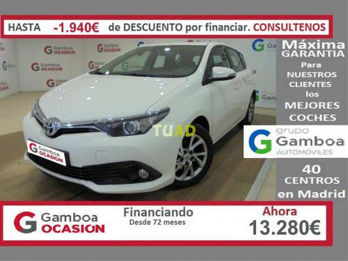 Toyota auris hybrid 140h active 5p aut. pack senso, tss y go