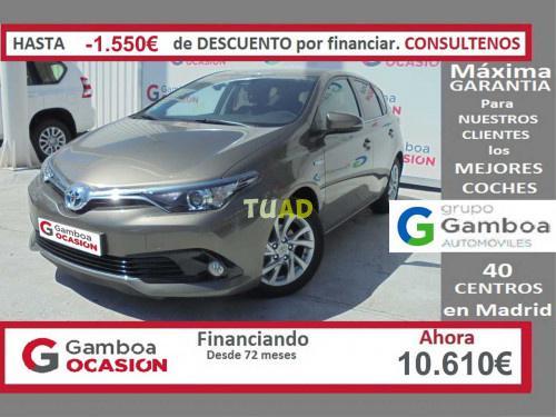 Toyota auris hybrid 140h active 5p aut. pack senso y go