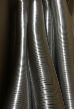 Tubo extensible dealuminio