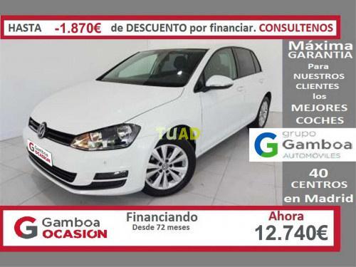 Volkswagen golf 1.2 tsi bmt special edition 110 5p