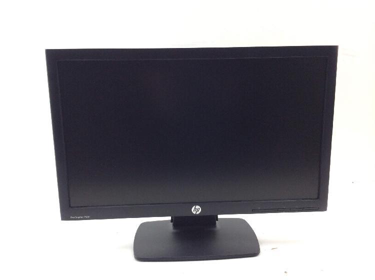 Monitor led hp prodisplay p201 20 led