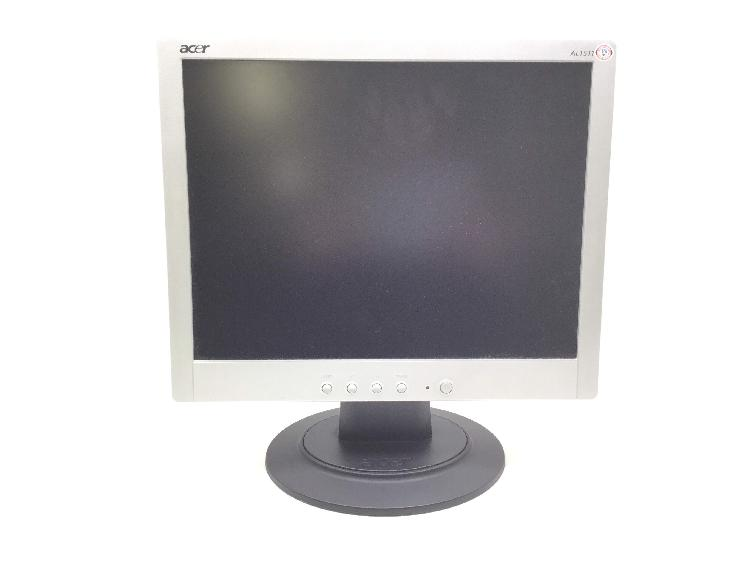 Monitor tft acer al1511s 15 lcd