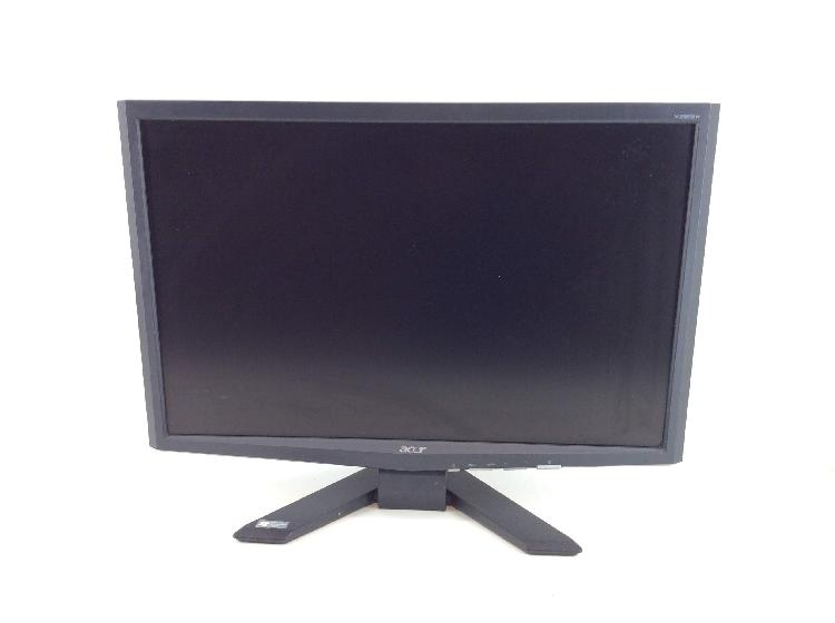 Monitor tft acer x223wb 22 lcd