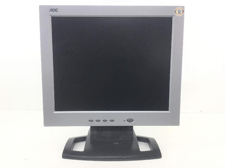 Monitor tft aoc lm720 17 tft