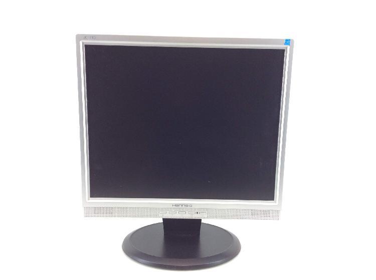 Monitor tft hanns-g jc171d 17 lcd