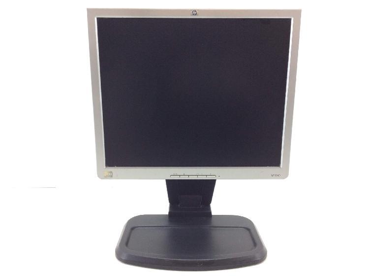 Monitor tft hp l1740 17 lcd