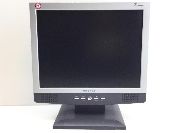 Monitor tft hyundai l50s