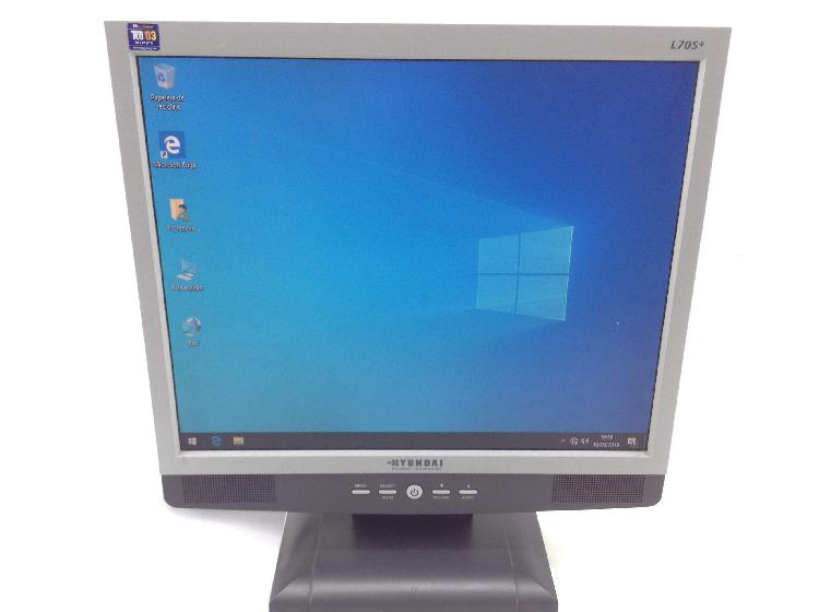 Monitor tft hyundai l70s+