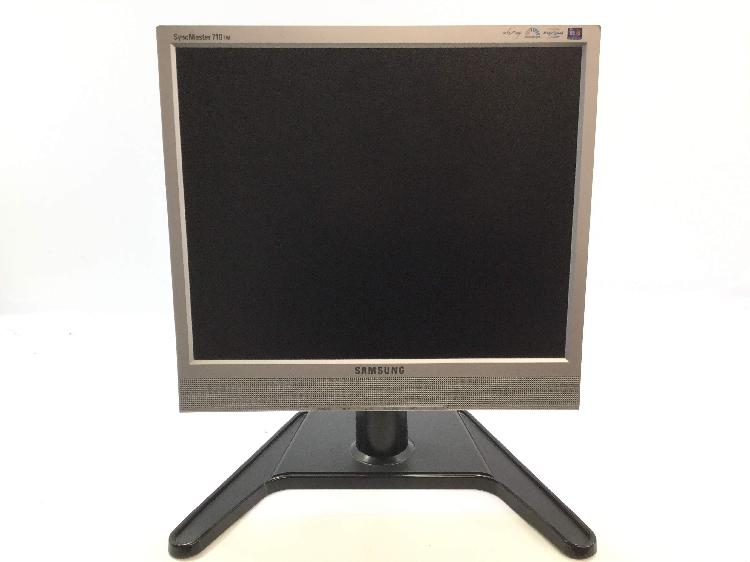 Monitor tft samsung syncmaster 710