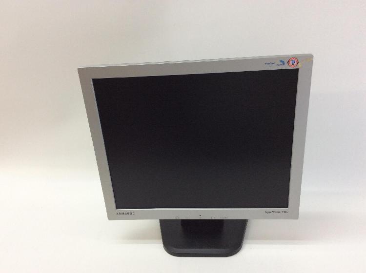 Monitor tft samsung syncmaster 710v 17 lcd