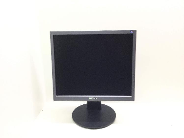 Monitor tft sony sdms75a 17 lcd