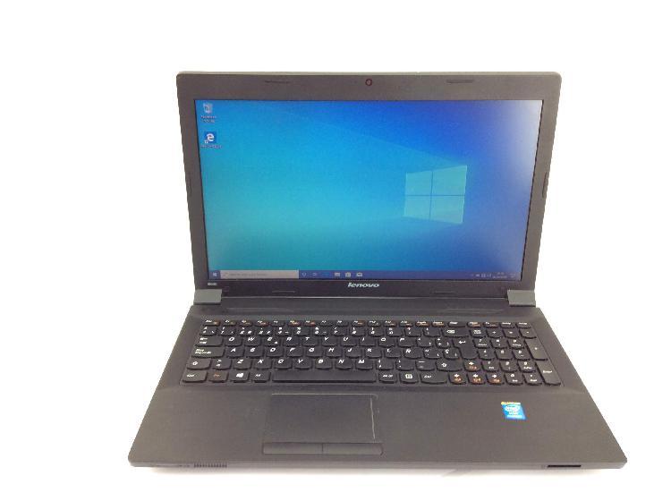 Pc portatil lenovo b590 intel pentium 2020 6gb ram 120gb ssd