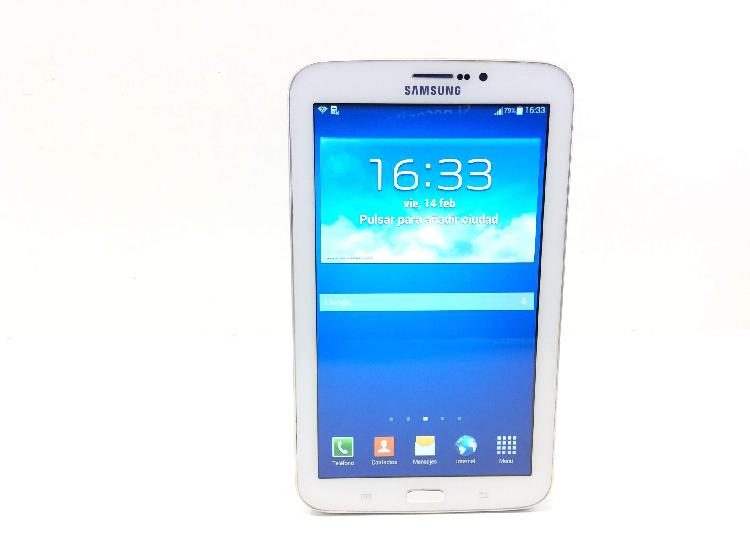 Tablet pc samsung galaxy tab 3 7.0 8gb 3g (t211)