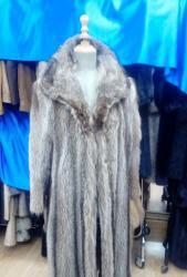 Abrigo lomos marmota gris