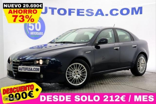 Alfa Romeo 159 1.9 JTDM 16V 6M 150CV Distinctive de 2010 con