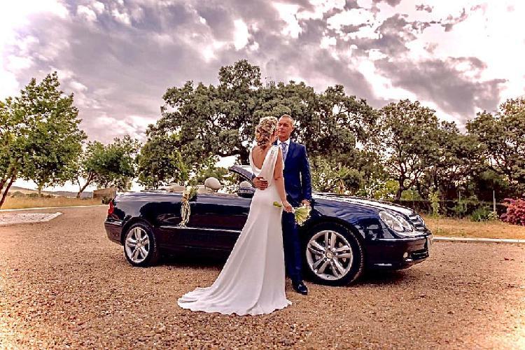 Alquiler mercedes boda y eventos
