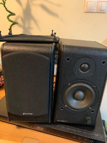 Altavoces woxter line dl 450 130w con amplificador