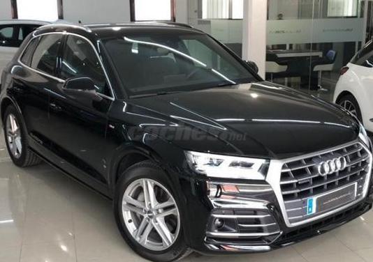 Audi q5 s line 3.0 tdi 210kw quattro tiptronic 5p.