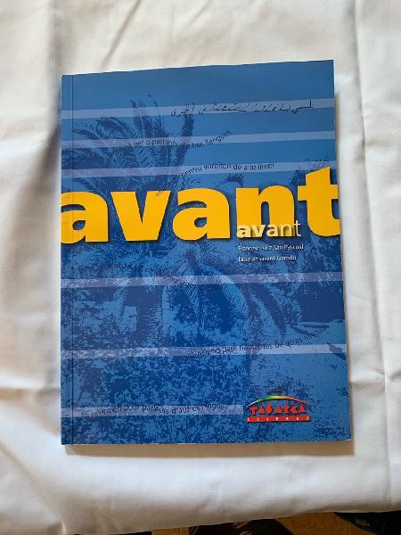 Avant valenciano libro