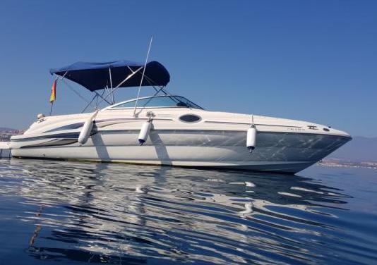 Barco sea ray 240 sundeck