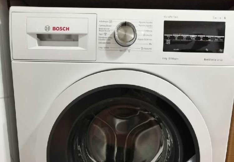 Bosch 8kg eco silent drive nueva