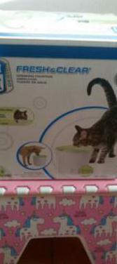 Bebedero para gatos