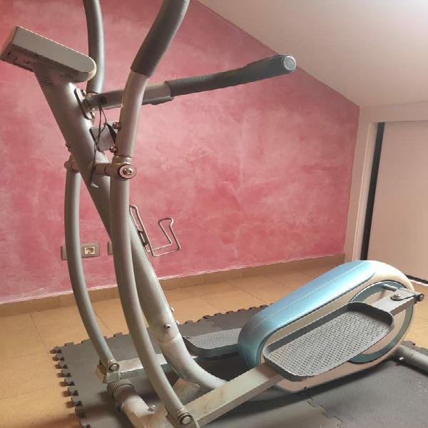 Bicicleta elíptica domyos fc400