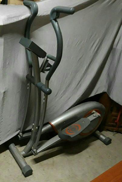 Bicicleta elíptica domyos nueva