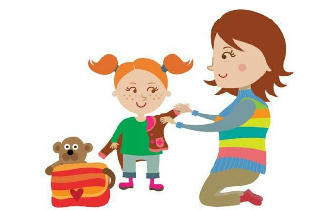Canguro,cuidado de niños