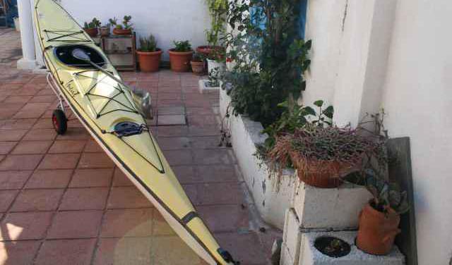 De kayak omei
