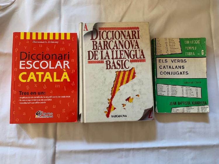 Diccionario catalán