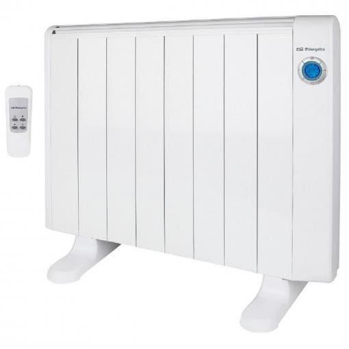 Emisor térmico orbegozo - radiador bajo consumo