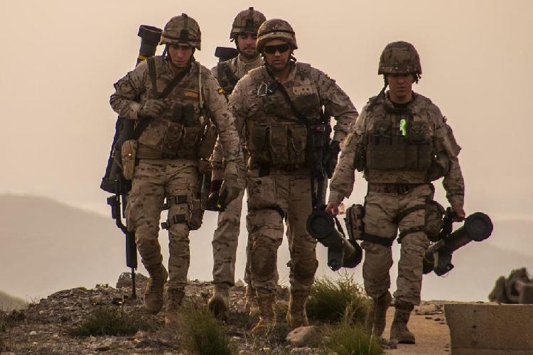 Eres militar? ¿te preocupa tu futuro?