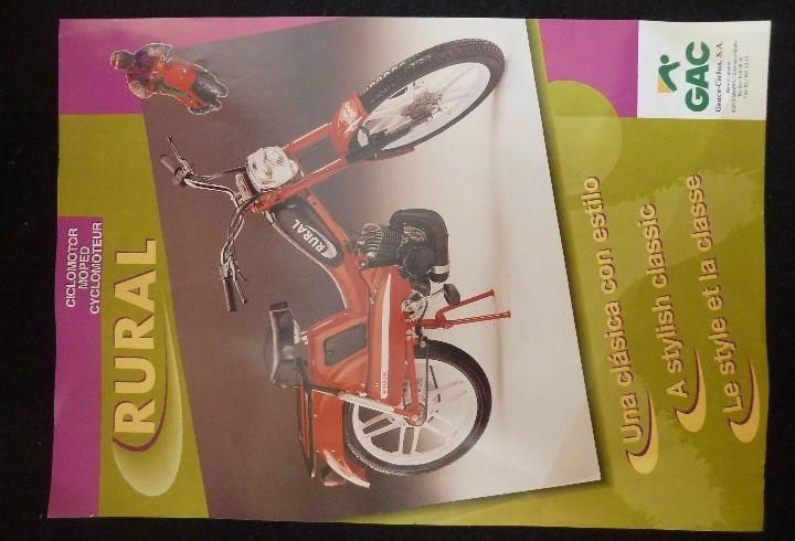 G.a.c-folleto original caracteristicas tecnicas