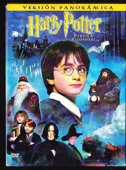 Harry potter y la piedra filosofal ver panoramica
