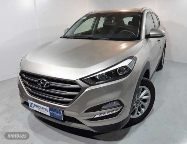 Hyundai Tucson 5P GDI 1.6 131CV BD 4X2 LINK de 2018 con