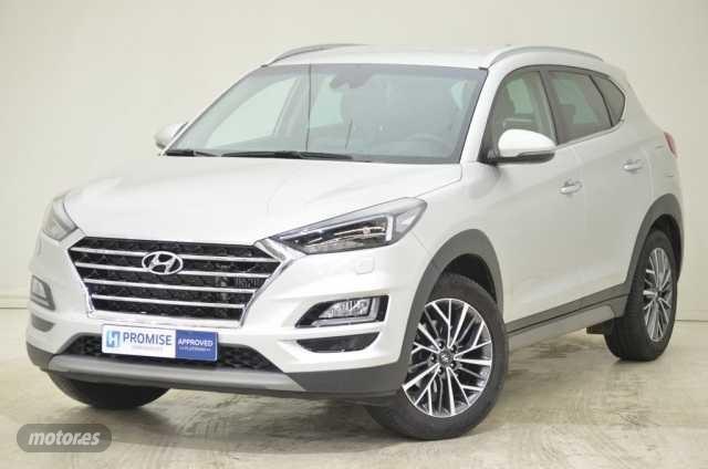 Hyundai Tucson FL CRDI 1.6 116CV TECNO de 2019 con 7.674 Km