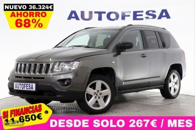 Jeep Compass 2.2 CRD Limited 4x4 163 CV de 2013 con 101.800
