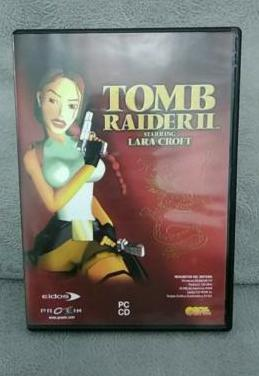 Juego pc tomb raider starring lara croft