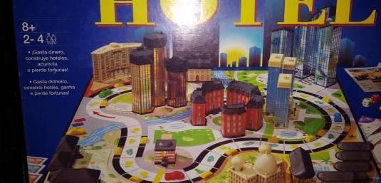 Juego hotel edición coleccionista