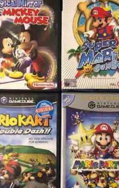 Juegos para game cube mario bros