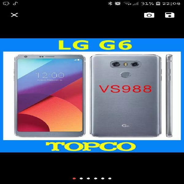 Lg g6 nuevo